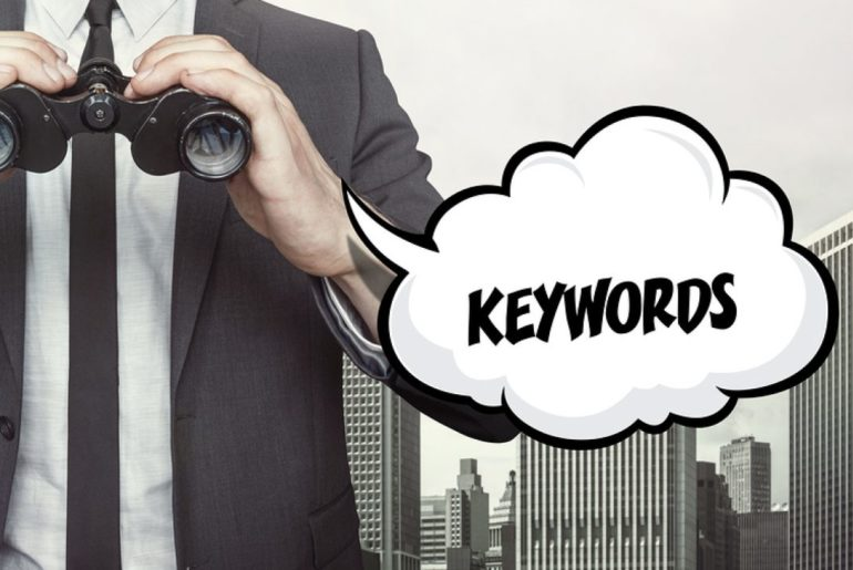 Effective Use of Keywords in Content Marketing.